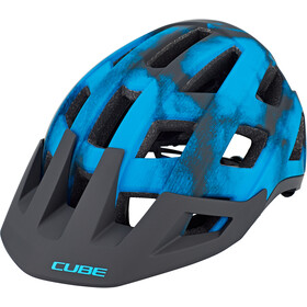 Cube Badger Casque, blue